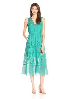 Tracy Reese Women's Combo Dress  M