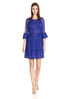 Tracy Reese Women's Combo Dress  S