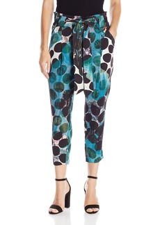 Tracy Reese Women's Cropped Pant
