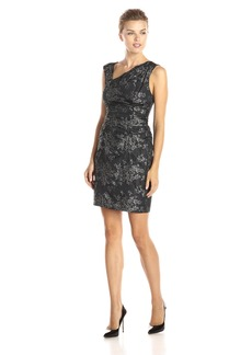 Tracy Reese Women's Crunchy Taffeta Cocktail Dress
