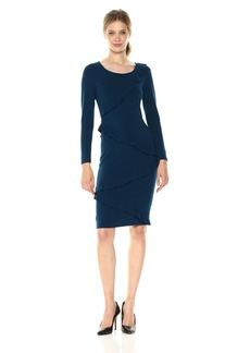 Tracy Reese Women's Frilled T Dress  L