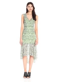 Tracy Reese Women's High/Low Dress