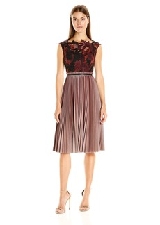 Tracy Reese Women's Lace Bodice Dress