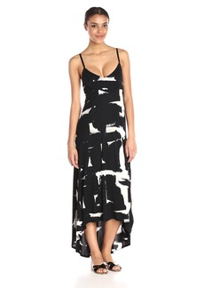 Tracy Reese Women's Matte Jersey Maxi Slip Dress