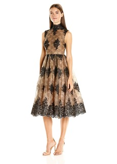 Tracy Reese Women's Mock Frock Dress