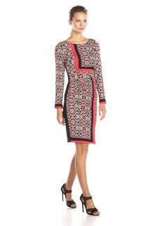 Tracy Reese Women's Placement Print Dress