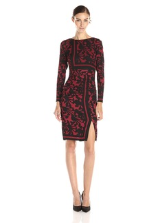 Tracy Reese Women's Placement Print T Dress