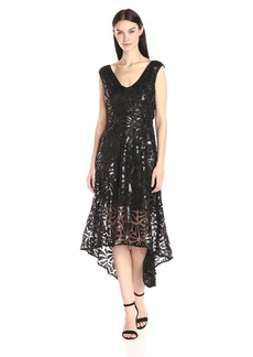 Tracy Reese Women's Sequin Lace Dress