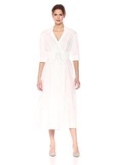 Tracy Reese Women's Shirt Dress  L