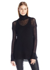 Tracy Reese Women's Soft Turtle Top
