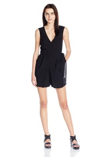 Tracy Reese Women's Wrap Jumpsuit