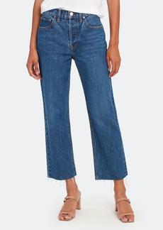 TRAVE Vivienne Crop Straight Leg Jeans - 24 - Also in: 32, 31