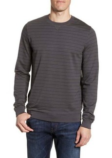 Travis Mathew Carlin Pinstripe Sweatshirt