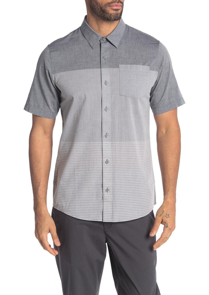Travis Mathew Everythings Fine Button Down Shirt