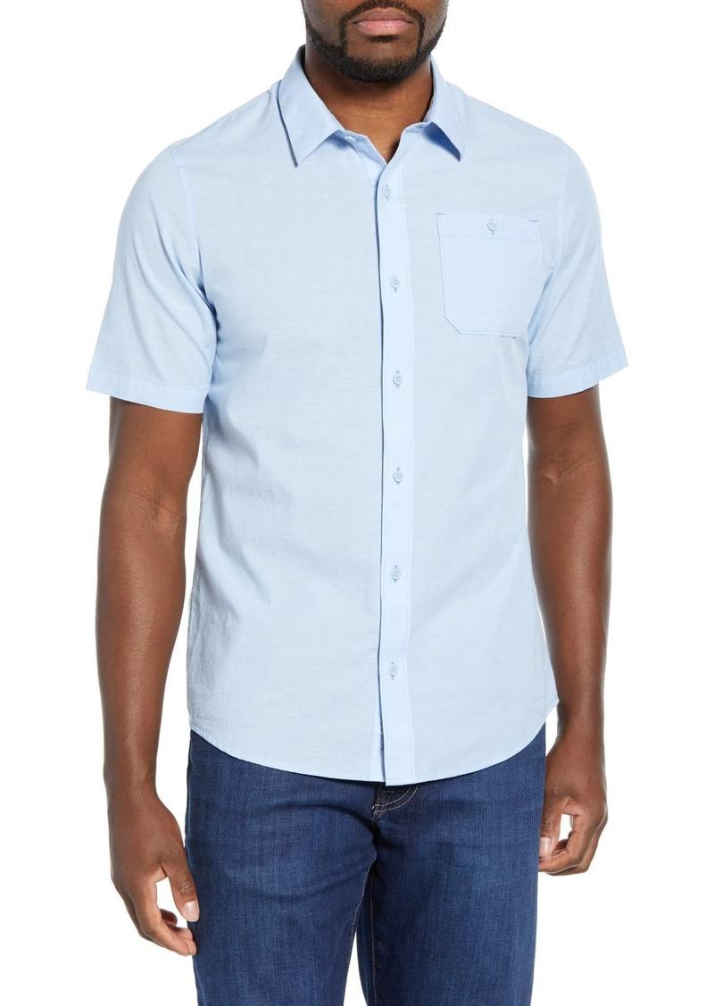Travis Mathew Studebaker Regular Fit Shirt