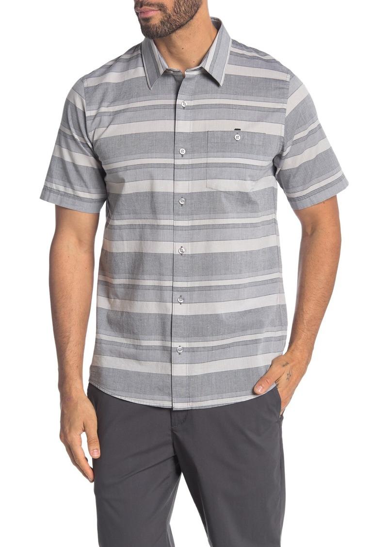 Travis Mathew Mahe Regular Fit Sport Shirt