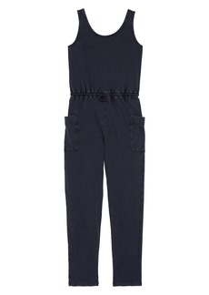 Treasure & Bond Kids' Cross Back Jumpsuit (Big Girl)