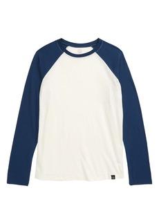 Treasure & Bond Raglan Sleeve Cotton Blend T-Shirt (Little Boy & Big Boy)