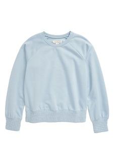 Treasure & Bond Smock Hem Sweater (Big Girl)