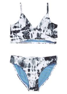 Treasure & Bond Two-Piece Swimsuit (Big Girls)