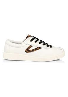 Tretorn Nylite Plus Leather Sneakers