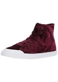 TRETORN Women's MarleyHi4 Sneaker Rubino red