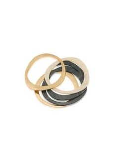 Trina Turk 5 piece bangle set
