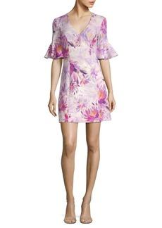 Trina Turk Acres Floral Dress