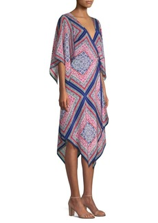 Trina Turk Alannah Scarf Dress