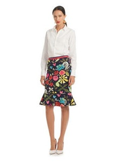 Trina Turk alina skirt