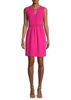 Trina Turk Anastasia Lattice Dress