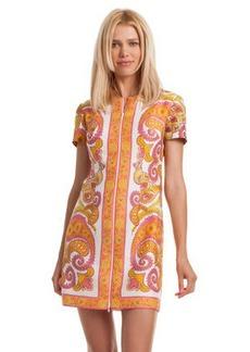 Trina Turk arboretum dress