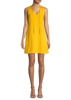Trina Turk Arleen V-Neck Dress