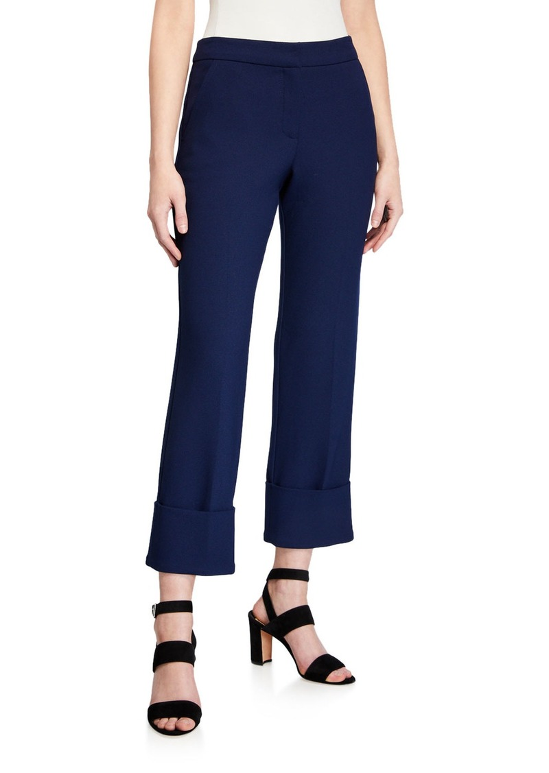 Trina Turk Banshee Cuffed Pants