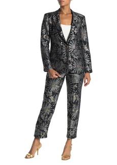 Trina Turk Banshee Floral Print Pants