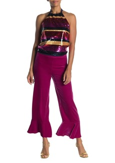Trina Turk Bellini Velour Pants