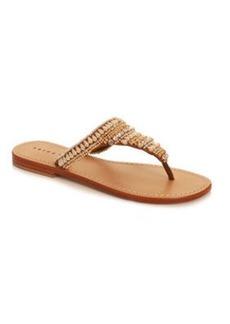 Trina Turk boho sandal