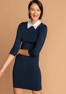 1c7e959bc02 Trina Turk BOOKISH SWEATER DRESS