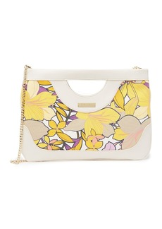 Trina Turk Canvas Clutch