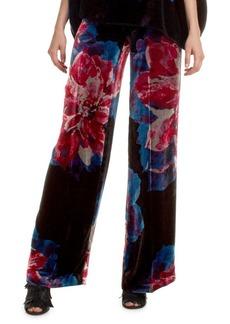Trina Turk Casa Mexico Penelope Wide-Leg Pants