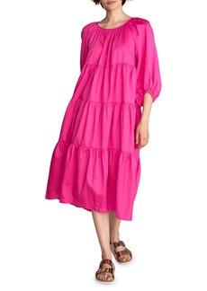 Trina Turk Cassia Tiered Dress