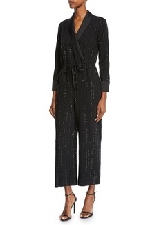 Trina Turk Celebration Drawstring Jumpsuit
