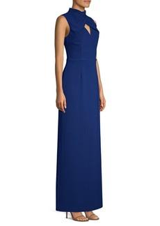 Trina Turk Contessa Column Gown