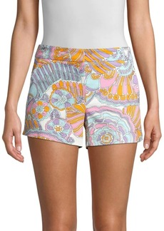 Trina Turk Corbin Floral Printed Shorts