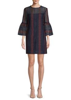 Trina Turk Diamond Lane Lace Dress