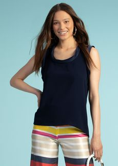 Trina Turk DOUBLE RAINBOW TOP