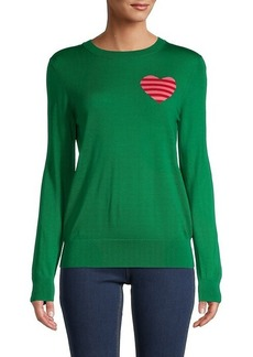 Trina Turk Eastern Luxe Wool Sweater