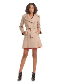 Trina Turk evelyn belted trench