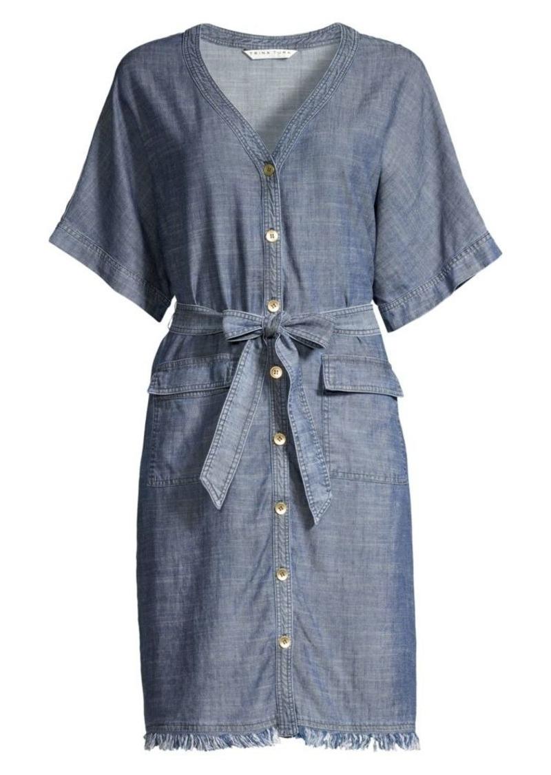 Trina Turk Fantasy Island A-Line Dress