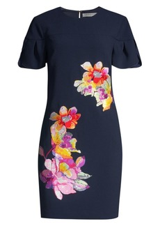 Trina Turk Fantasy Island Jacinta Embroidered Dress